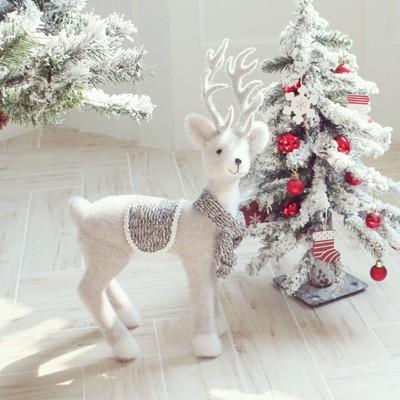 펄그레이 루돌프 사슴 인형
