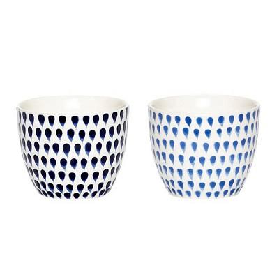 [Hubsch]Espresso cup w/pattern 에스프레소컵