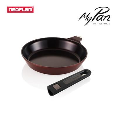 네오플램 마이팬 후라이팬 원형 28cm + 매직핸즈 손잡이