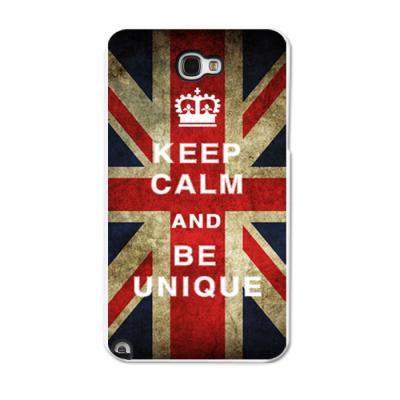 Keep Calm Union Jack(갤럭시노트2)