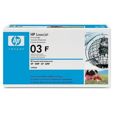 HP C3903F 토너