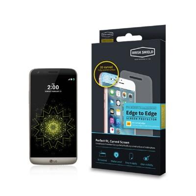 브리스크쉴드 LG G5 충격흡수 3D풀커버 프리미엄 액정보호필름