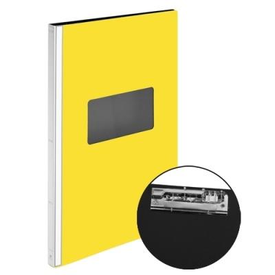 [문화산업] 진행문서화일(PP)F436-7 노랑 [개1] 87724
