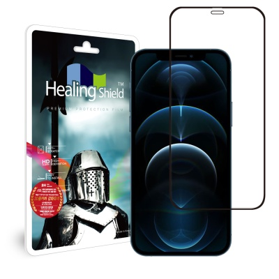 아이폰12 프로 맥스 초슬림 플렉시블 3D 강화유리 1매