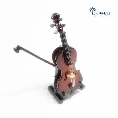 바이올린 첼로 악기 장식품 미니어쳐 현악기 선물