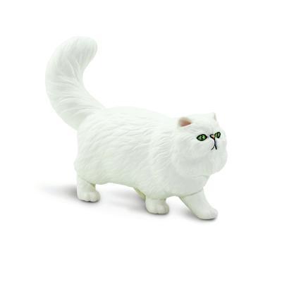 100203 페르시안 고양이 동물피규어