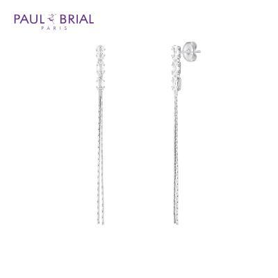 폴브리알 PYBE0093 (WG) 마퀴즈 드롭 귀걸이