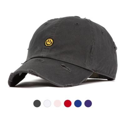 [디꾸보]총알 워싱 코튼 볼캡 모자 M-L AL158
