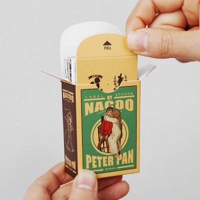 Label Sticker Pack-21 Peter Pan (라벨스티커)