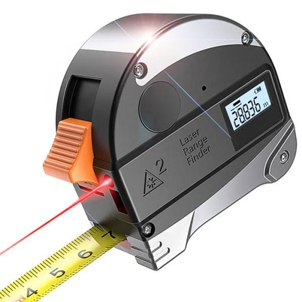 30미터 레이저 거리측정기 줄자 D5M30L