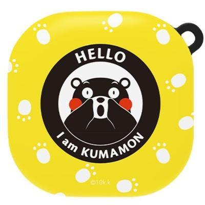 구마몬 패턴 버즈라이브/LIVE 하드 케이스     옐로우