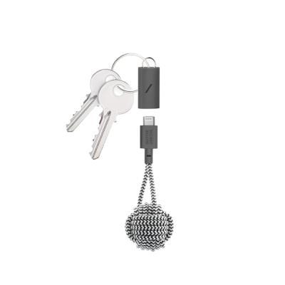 네이티브유니온 아이폰 케이블 KEY-KV-CL-ZEB
