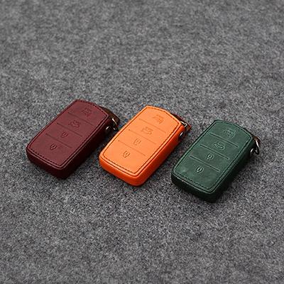 제네시스 G80 EQ900 리츠2 가죽 스마트키케이스
