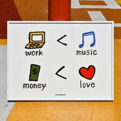 [카멜앤오아시스] The Signs of Good Life 포스터