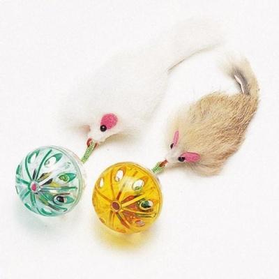 펫모닝 고양이 장난감 투명볼 방울 공 쥐 사냥 놀이