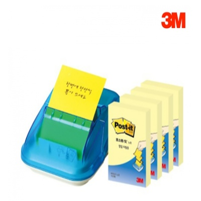 3M 포스트-잇 팝업 디스펜서 KR-2003
