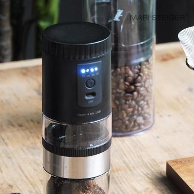 루미 충전식 전자동 커피 그라인더 블랙 B20 / B60