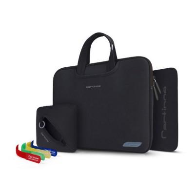 카티노 브레드 13.3인치 노트북 파우치 블랙