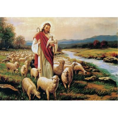 1000조각 / 직소퍼즐 / 목자된예수(1220)