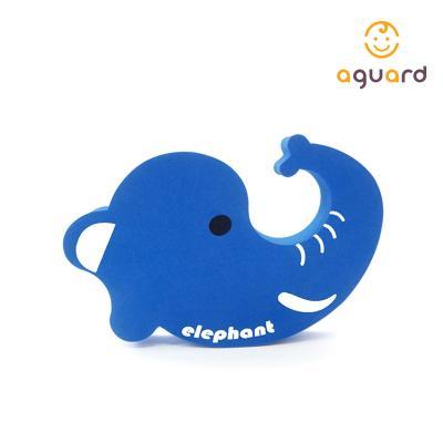 아가드 코끼리 도어쿠션 1입