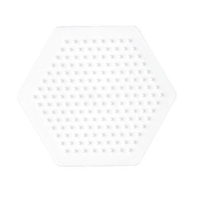 [하마비즈]비즈 보드 - 작은 육각형