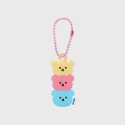 3 Dot bear-ypb(PVC키링)