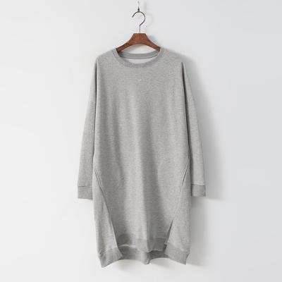 Pocket Long Sweatshirt