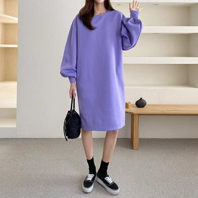 Gimo Cotton Puff Dress