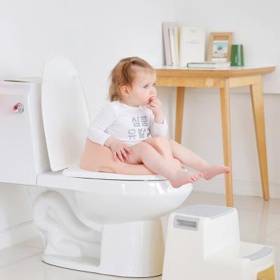 프리미엄 소프트 아기 변기커버 변기의자