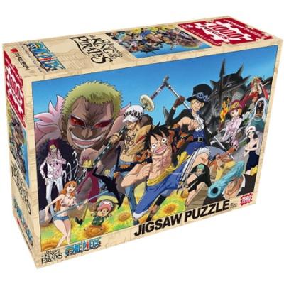 원피스 퍼즐 뉴 크루1000 피스 직소퍼즐