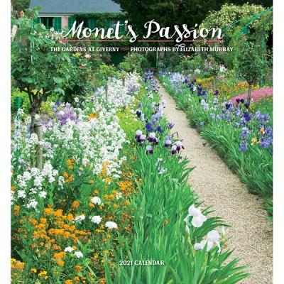 2021년 캘린더 Monet's Passion