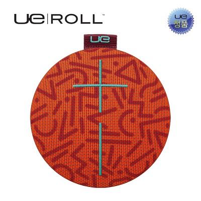 [UE]360도 사운드 방수 블루투스스피커 UE 롤 유니크오렌지