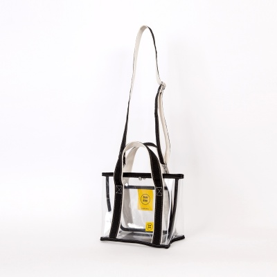 CHOU CHOU TOTE BAG PVC