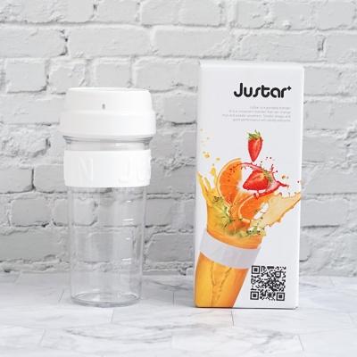 주스타플러스 휴대용 무선 블랜더(심플)