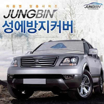 정빈/차량용 성에방지전면커버/차종별제작/4종택1