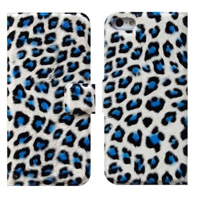 Leopard Flip 블루(아이폰 5용)