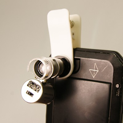 모바일 미니 현미경