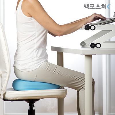 백포스쳐 밸런스쿠션/방석/바른자세/코어근육