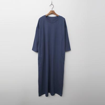 Momo Cotton Long Dress