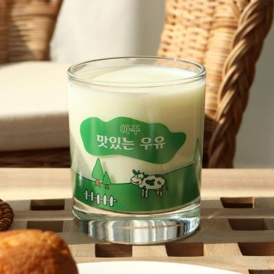 so yummy milk glass 300ml_C types