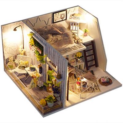 DIY 미니어처하우스 가드닝 원룸