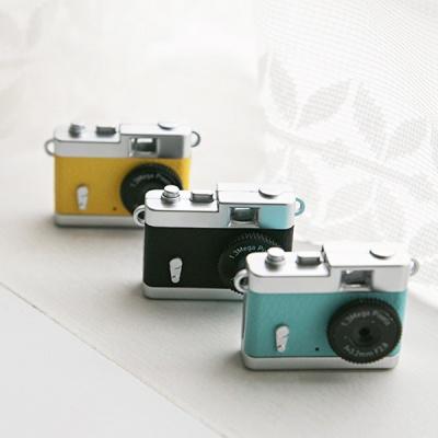 레트로감성 디지털 토이 카메라 Pieni_핑크