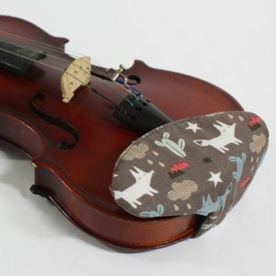어린이 바이올린 핸드메이드 턱받침 커버 No17