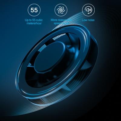 빅서 S2 Pro 차량용 공기청정기 듀얼센서 헤파H13