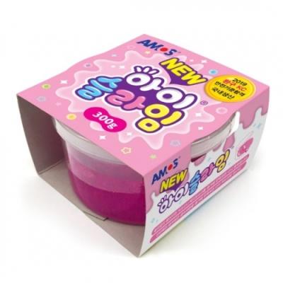 [아모스] 아이슬라임 300g 핑크 [개/1] 395684