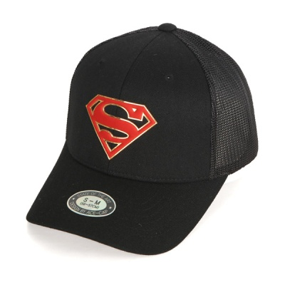 [디꾸보]슈퍼맨 투사이즈 메쉬 볼캡 야구모자 AC642