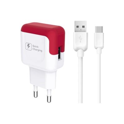 FOR LG C타입 싱글 급속 충전기 세트 (1port)