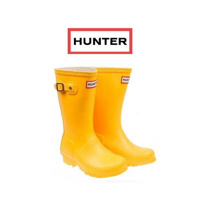 [Hunter] Original Kids Wellington Boots