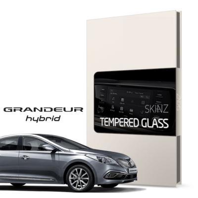 현대 그랜저 하이브리드 HG 8인치 네비 강화유리 1매