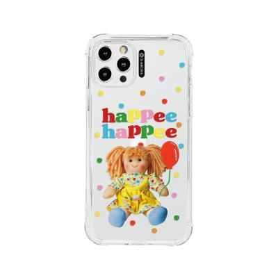 샤론6 아이폰 케이스 해피도트